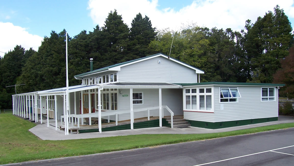 Owhango School Home Page Photo