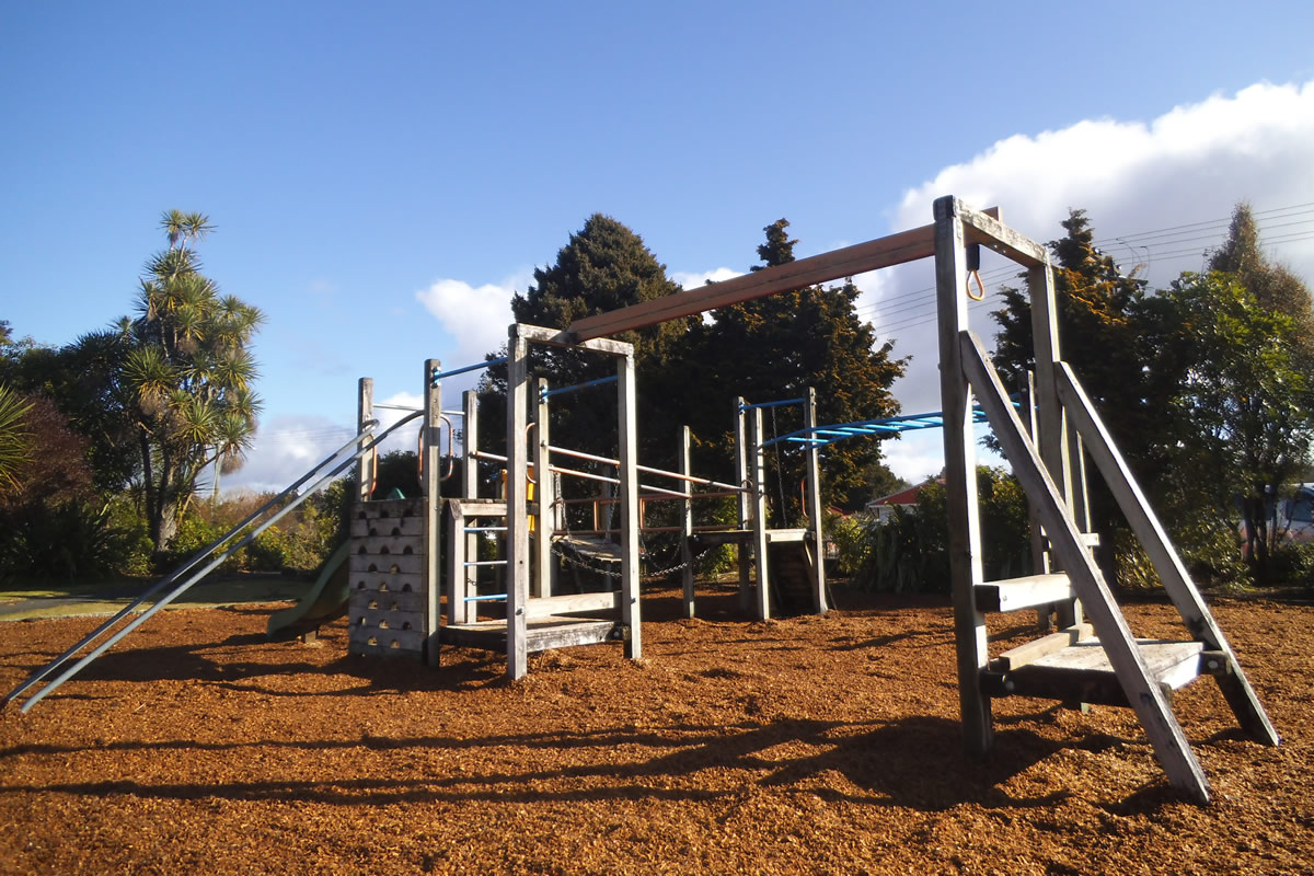 Owhango School Playground